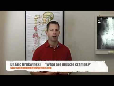 "Perth Chiropractic ""What are muscle cramps?"""
