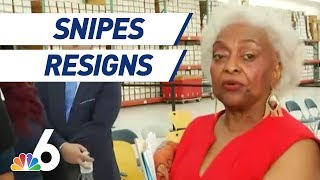 Brenda Snipes Submits Resignation as Broward County Supervisor of Elections | NBC 6