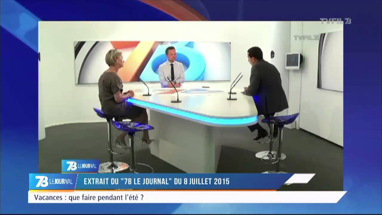 7/8 Le Journal – Edition du vendredi 10 juillet 2015