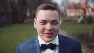 Видео свадебного дня Павла и Юлии.