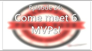 SharePoint Power Hour Episode 24: Come meet 6 MVPs!