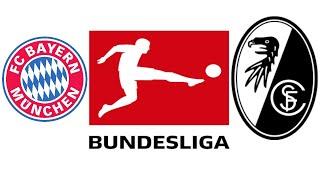 Bundesliga 16. spieltag 2020/21fc bayern münchen vs sc freiburg