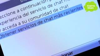 Nokia X2-01 - Cómo configurar Windows Messenger