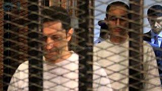 مصر العربية | القبض على علاء وجمال مبارك