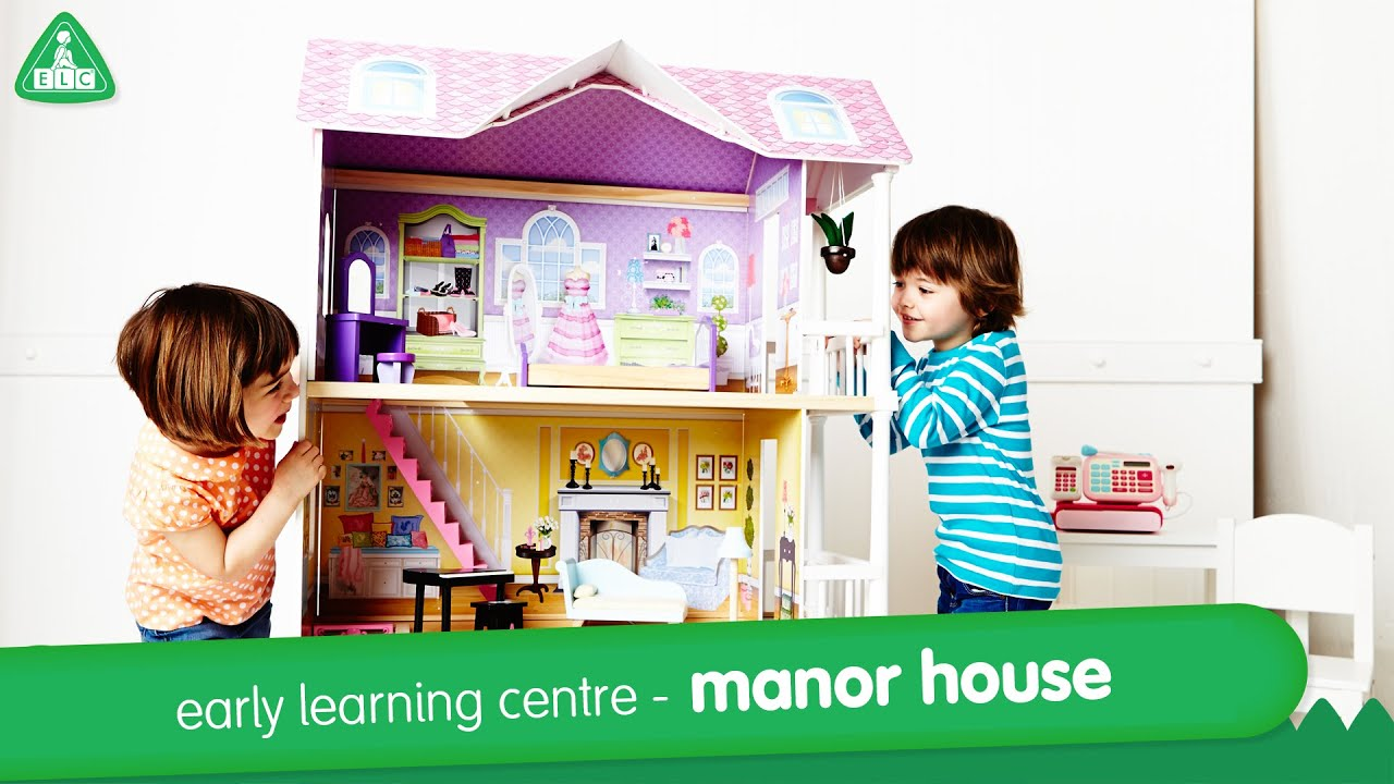 Early Learning Centre Manor House - YouTube