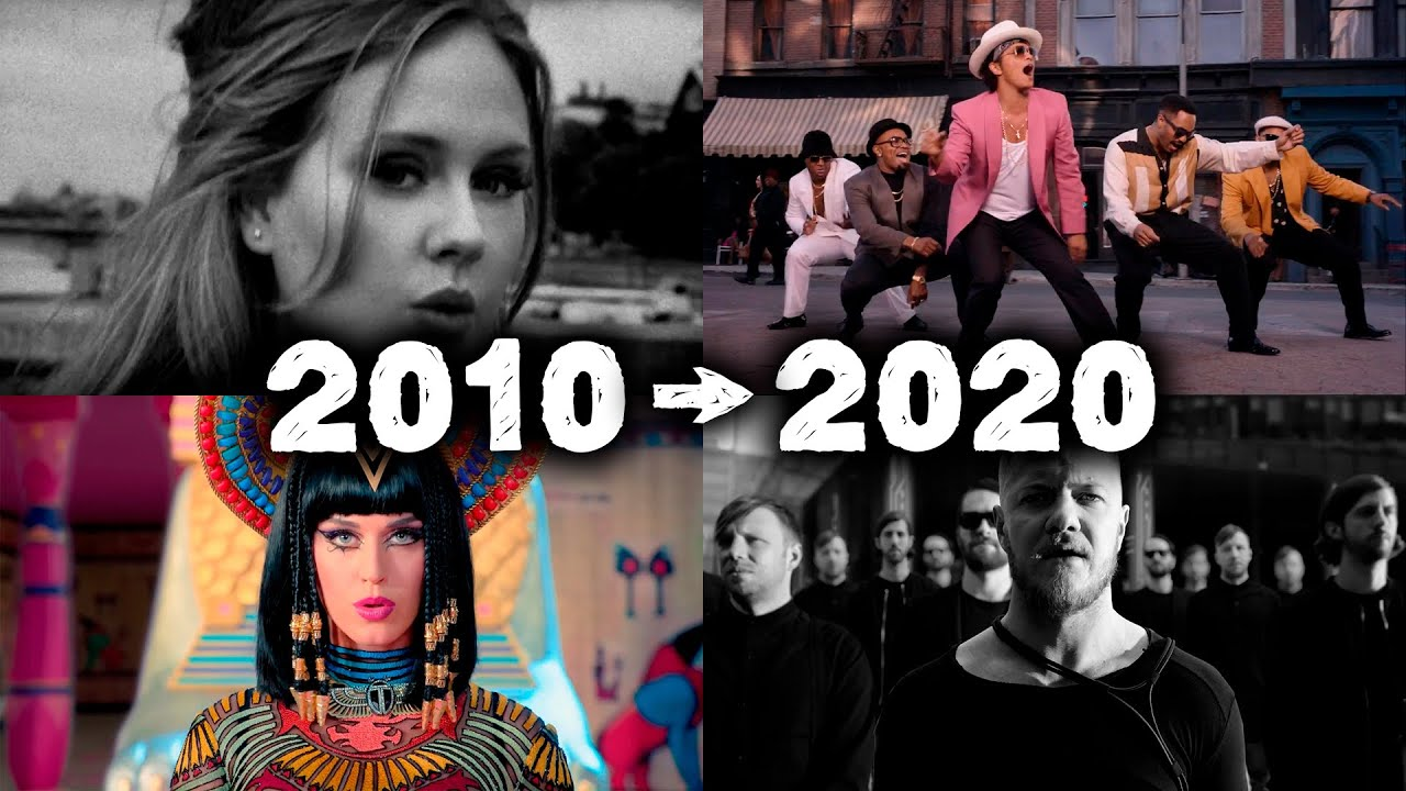Download Top 100 Songs From 2010 To 2020