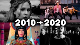Top 100 Songs From 2010 To 2020