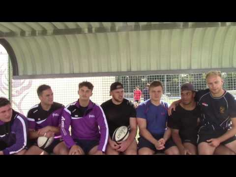 Leeds Varsity 2016: Getting to know Leeds Beckett rugby team