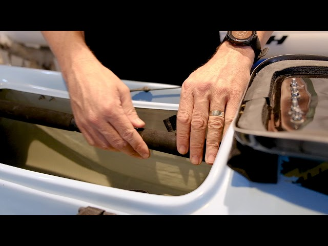 How to use the Rod Hatch Elastic