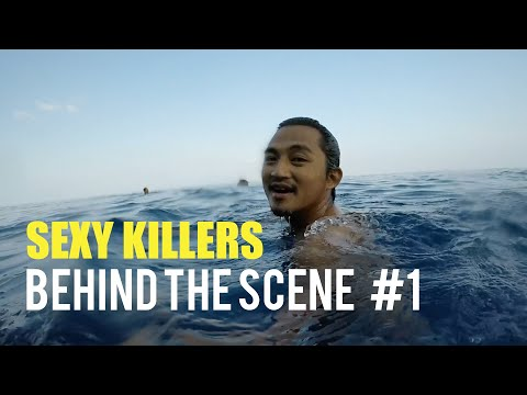 SEXY KILLERS - Behind the Scene (Action Boat)