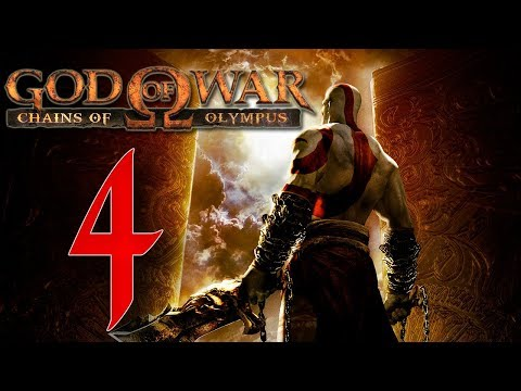 🔴 RUMBO AL FINAL - GOD OF WAR : CHAINS OF OLYMPUS - PARTE 4!!!