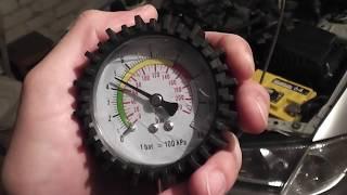 Прогорел клапан или нету компрессии в цилиндре