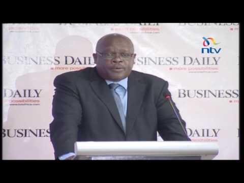 NMG CEO Joe Muganda's speech at the Business Daily relaunch