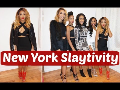 New York Slaytivity: Jayla's 21st BDay