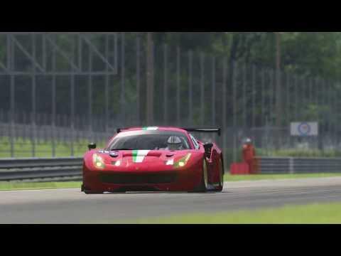 Assetto Corsa Ultimate Edition_2020 Ferrari 488 GT3 Monza |