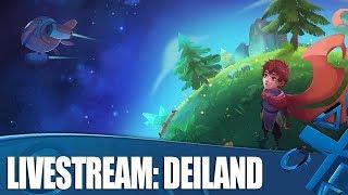 Deiland - Adventure, RPG and sandbox mechanics rolled into one?!