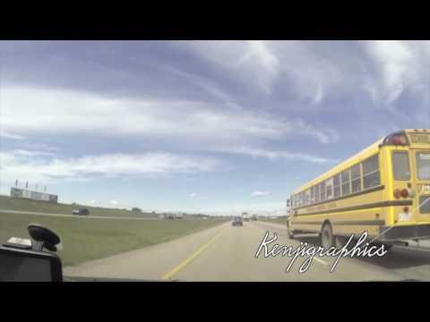 Drive: Edmonton, Alberta to Grande Prairie, Alberta