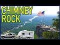 Download Hiking Chimney Rock State Park, North Carolina