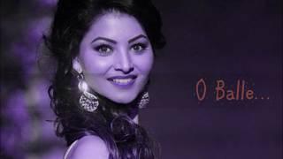 Gal Ban Gayi (Lyrics & No Rap)   Neha Kakkar, Sukhbir & Meet Bros   Urvashi Rautela & Vidyut Jammwal