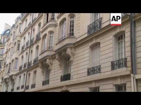 Fillon's Paris house ahead of his summons