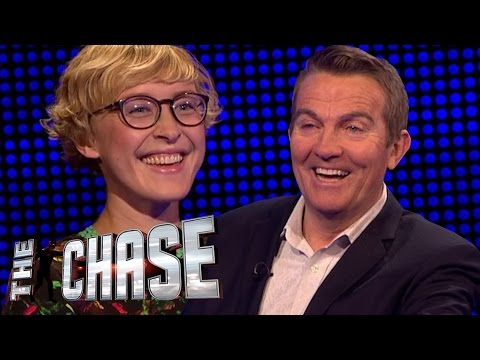 Funny Contestant Can't Stop Giggling, Has Bradley in Hysterics! | The Chase