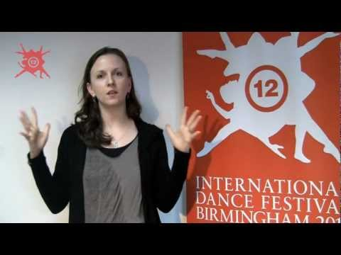 Jessica Lang: Lyric Pieces with Birmingham Royal Ballet - IDFB 2012