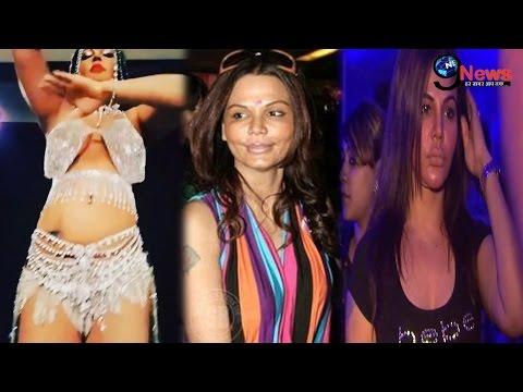 OOPS!! राखी ने किया अपने चेहरे का बुरा हाल, फैंस् ने उड़ाया जमकर मज़ाक… | Rakhi Sawant Surgery