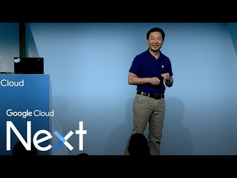 Google Container Engine and the path to cloud-native operations (Google Cloud Next '17)
