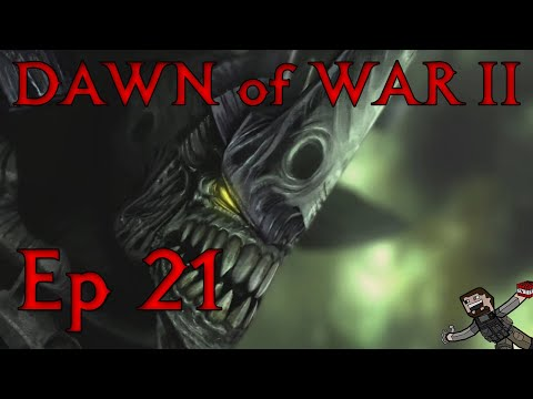 Dawn Of War 2 Campaign (Hard) Ep 21 - To Decapitate The Hive