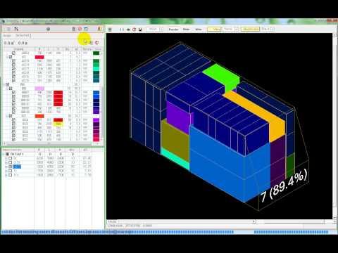3D load optimization system