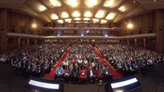 TEDx Portland Standing Ovation 360ºVR Experience