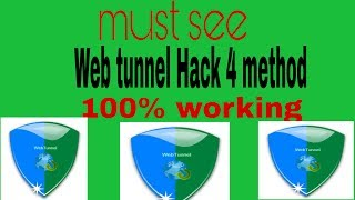 Web tunnel hack on 4way..no root