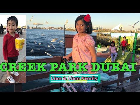 Creek Park Dubai | Childrens City | Lian & Liam Family Vlog