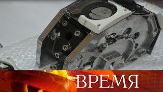 Уникальный биопринтер упал с высоты 60 километров и остался цел.
