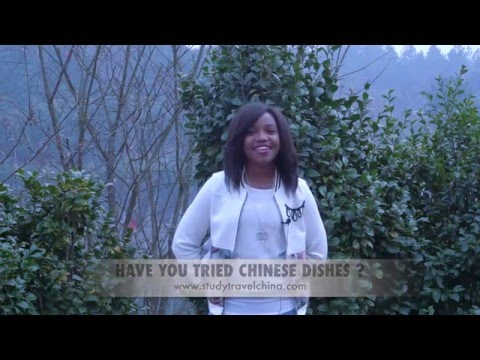 SAIC STUDENT EXPERIENCE - SIBONGILE (STUDY IN CHINA)