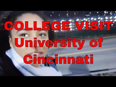 College Visit: University of Cincinnati, College Conservatory of Music