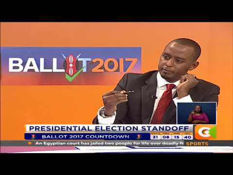 Game Plan 2017 : Presidential Election Standoff