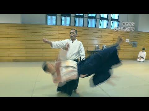 【特別公開】これが塩田先生の合気技!【安藤毎夫:気の操作】 Shioda Gozo Aikido by Tsuneo Ando