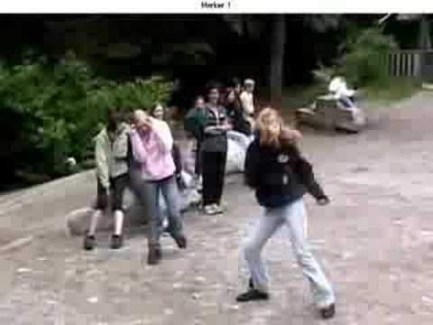 evans lake thriller dance