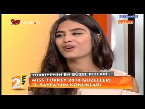 Miss Turkey Güzeli Amine Gülşe'den Buldun Mu