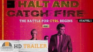 HALT AND CATCH FIRE Season 1 HD Trailer 1080p german/deutsch