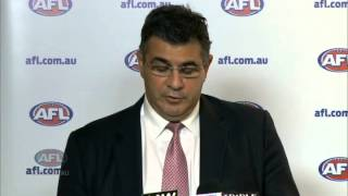 Vale John McCarthy - AFL