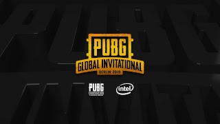PUBG GLOBAL INVITATIONAL : Golf