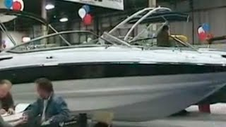 Botes de pesca en Boat show New Jersey