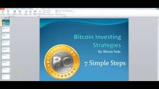 Bitcoin Investing Tutorial in 7 Simple Steps