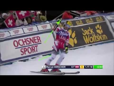 Hirscher wins giant slalom in Adelboden