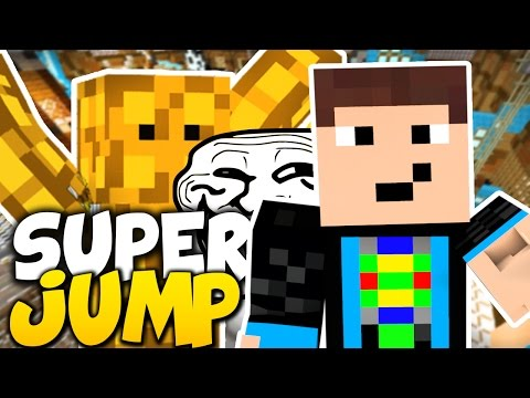 ICH BIN STURMIS GRÖßTER FAKER! - Minecraft SUPER JUMP BATTLE l GommeHD