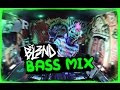 BASS MIX DJ BL3ND