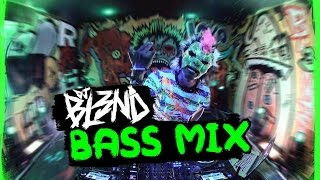 (BASS MIX) - DJ BL3ND