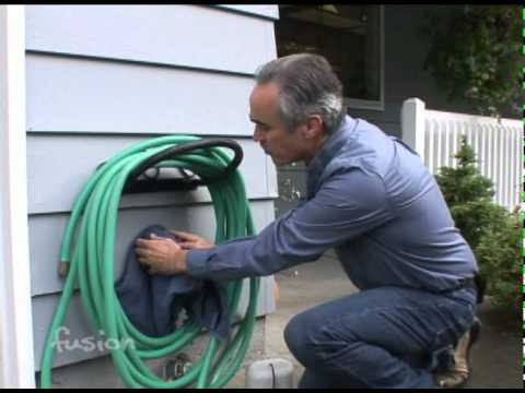 Covering Your Outdoor Faucet - YouTube